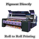 Multifunction Textile Pigment Direct Printing Machine for Cotton Material