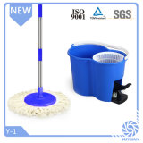 House Cleaner Easy Life 360 Rotating Spin Magic Mop Bucket