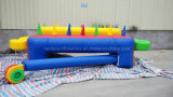 Inflatable PVC Sports Game Gun Shooting Game, Inflatable Archery Shooting