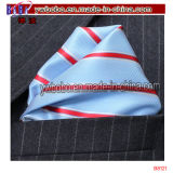 Polyester Man Necktie and Hanky Hot Selling Tie Set (B8121)