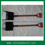Spade Garden Hand Tool Wood Handle Shovel Spade