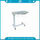 AG-Obt009 with One ABS Drawer Overbed Hospital Table