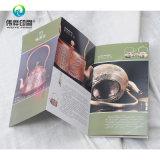 Offset Printing Promotional Paper Brochure / Leaflet / Flyers