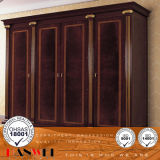Wooden Furniture Classic Carved Wardrobe