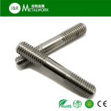 A2 A4 Stainless Steel Double End Stud Bolt (SS304 SS316 316L)