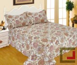 Wholesale China Market Queen Bedspreads and Quilts / Full Size Handmade Quilted Waterproof Home Goods Bedspread