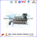 170f Diesel Engine Parts Silencer