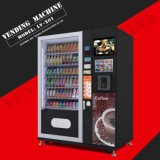 with Price Cold Drink /Snack and Coffee Vending Machine LV-X01