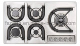 Kitchen Equipment Built in 5 Burners Gas Hob Jzs95102