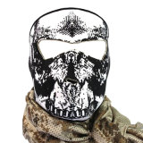 Cheap Full Face Grimace Motorcycle Racing Mask (AM031)