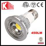 Energystar 7W COB LED PAR20 Spotlight