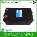 24V 100ah LiFePO4 Solar Energy Storage Battery
