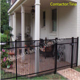 High-Performance Steel Security Fence/Ornamental Wrought Iron Fencing (XM3-25)