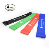 Pink Resistance Band Yoga Heavy Resistance Stretch Muscle Exercise Fitness
