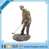 Top-Rated Wholesale Resin Sportsman Statue for Home Decoration