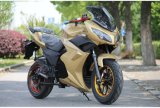 Electric Motorcycle 2018 Fashion Model with Strong Power
