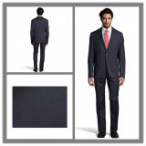 OEM Italian Fabric Customize Slim Fit Two Button Single Breasted Suit for Men