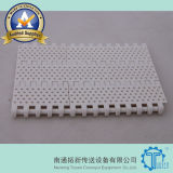 Perforated Flat Top Round Holes 800 Modular Plastic Belts
