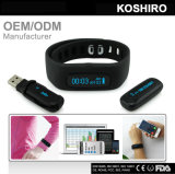 OEM ODM Custom Wristband Pedometer Watch