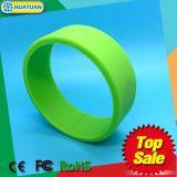 Rewearable ISO15693 HF I Code 2 Silicon RFID Bracelet