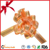 Festival Holiday Gift Wrap Ribbon Pull Bow