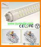 100-120lm/Watt LED Tube Lamps with CRI >80 Ra