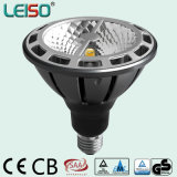 Dimmable 18W 98ra 1600lm COB Reflector LED PAR38 Spotlight