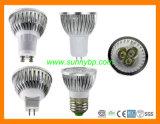GU10 COB LED Spotlight with CE RoHS Certificate
