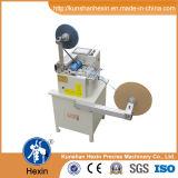 Adhesive Tape Foam Fabric Rolling Cutting Laminating Machine