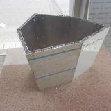 Hexagon Customized Fabrication Aluminum Honeycomb Panel