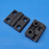 40X40 Industrial Plastic Black Hinge