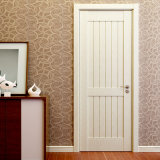 Oppein Oak Wood Veneer Swing Security Door for Bedroom (MSJD58)