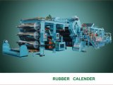 Rubber Production Line Calender Machine
