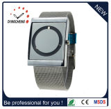 Square Watch, S/S Belt Swiss Movement Sport Watch (DC-769)