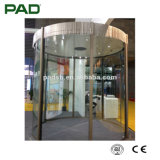 Widely Used Automatic Curved Glass Door Arch Sliding Door