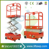3m 4m Hydraulic Mini Self Propelled Small Scissor Lift