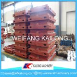 High Production Casting Moulding Machine Moulding Box Product