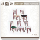 Durable Golden Wedding Metal Chiavari Chair for Hotel (JY-J029)