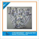 Boys All Over Printing Cotton Brief/Hipster with Mixed Size