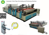 Full Automatic 1575 Toilet Tissue Paper Making Machine Mill