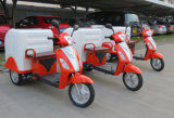 500W/800W Brushless Motor Cleaning Electric Tricycle (CT-022)