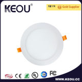 3-24W Ce RoHS Approved Ultra Slim LED Panel ceiling Lamp