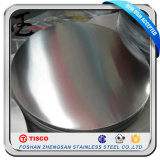 Cold Rolled 410 Grade Stainless Steel Circle