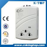 Metallic Silver Color Gas Water Heater Kingtop