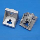 L Bracket with Nut & Bolt of Aluminum Profile Accessories D1205