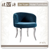 American Style Upholstered Comfortable Stacking Chair (JY-A71)