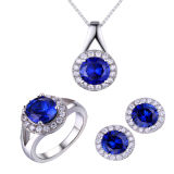 Gift CZ Stone Jewelry Set