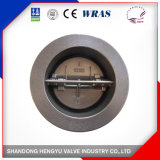 High Quality Ductile Iron Dual Plate Check Valve