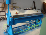 Ws-1.0 X 2000 Sheet Metal Folding Machine for Stainless Steel