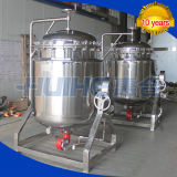 Pneumatic Open Cooking Pot for Food